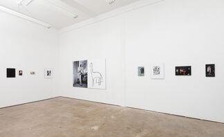 """Aura Rosenberg """"Scene/ Obscene"""", installation view"""
