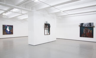 Titus Kaphar: Drawing the Blinds, installation view