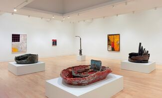 Sterling Ruby, installation view