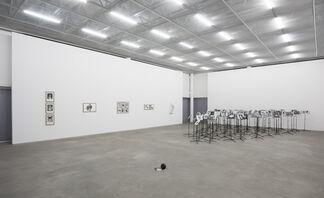 Nino Cais . Ópera do Vento [Wind Opera], installation view