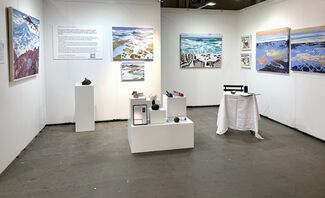 Lindberg-on-Sea Art Gallery at Affordable Art Fair Stockholm 2019, installation view
