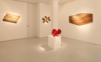 Formations, installation view