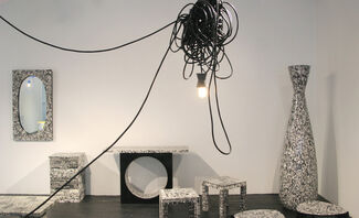 Kwangho Lee Woven, installation view