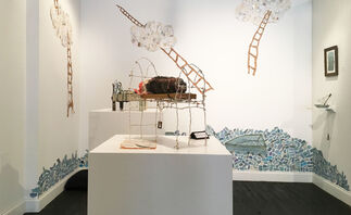 The Seekers Book of Knowledge, installation view