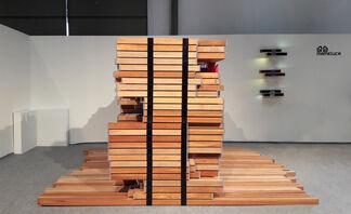 Mameluca Studio at SP-Arte 2017, installation view