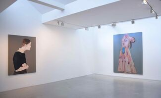In Times of Bigotry, installation view