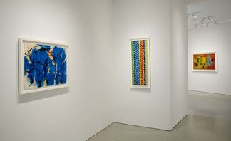 Alma Thomas: Moving Heaven & Earth, Paintings and Works on Paper, 1958-1978, installation view