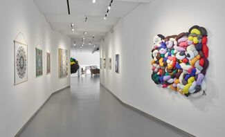 Tactile/Textile, installation view