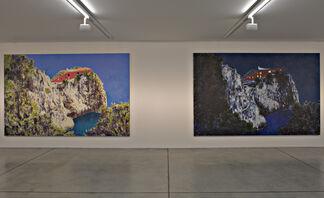 Enoc Perez | Casa Malaparte, installation view