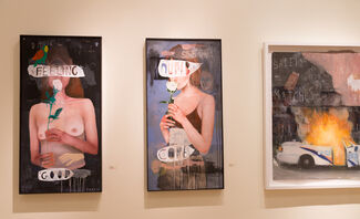 John Sarkis   Disorderly Notions, installation view