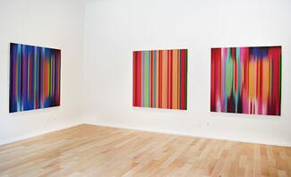 Tim Bavington / Clarity & Distortion, installation view