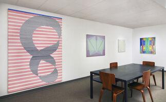 Optic Response - Flashbacks: Summer of Love 50 Years On, installation view