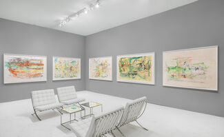 Two Palms at The Armory Show 2016, installation view