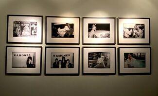 Chris Stein Solo Show, installation view