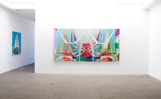 Joe Lloyd: New Paintings, installation view