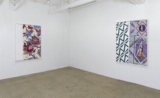 Gibb Slife, installation view
