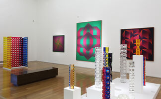 Young Polesello 1958—1974, installation view