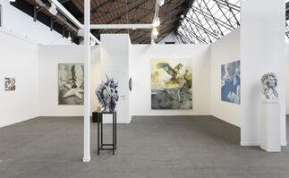 Suzanne Tarasieve at Art Brussels 2019, installation view
