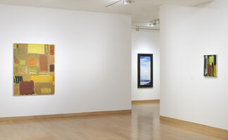 Vibration of Space: Heron, De Staël, Hartung, Soulages, installation view