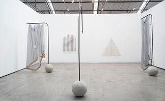 Rodrigo Matheus: Hiatus, installation view