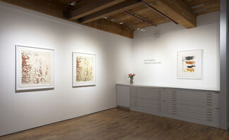 Per Kirkeby: Mind of Landscape, installation view
