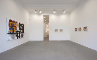 Jonathan Lasker: Recent Works, installation view