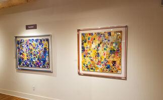 Micha Tauber, installation view