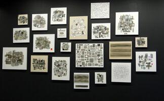 Daniel Raedeke: New Paintings, installation view