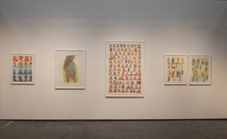 FMLY at Texas Contemporary 2015, installation view