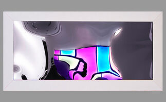 "Emire Konuk ""Whose Lie Is It?"", installation view"