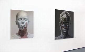 Kyle Barnes, installation view