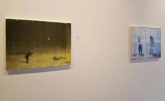 Wendelin Wohlgemuth, installation view