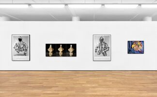 Sara Cwynar, Rose Gold, installation view