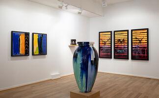 Kjell Nupen: Verk fra en dansk samling, installation view