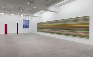 Sol LeWitt, John McCracken, Gerhard Richter, Fred Sandback, Anne Truitt and Lawrence Weiner, installation view