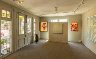 William Geisler + John Peralta, installation view