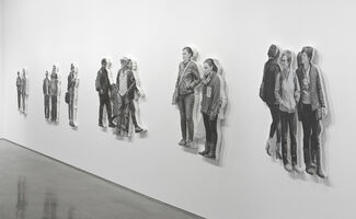 John Miller: Here in the Real World, installation view