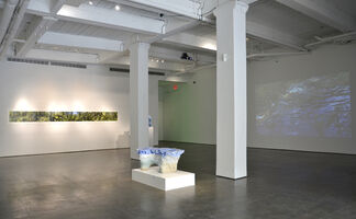 Geng Xue: Borrowing an Easterly Wind, installation view