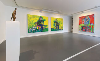 Andrew Litten 'Concerning the Fragile', installation view