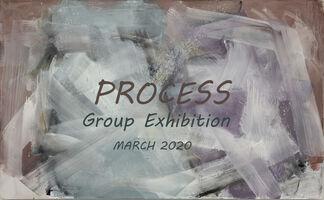 Process, installation view