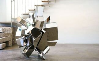 Arik Levy - Uncontrolled nature, installation view