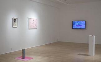 Robb Jamieson Self Help, installation view
