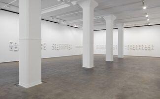 Liu Wei: 180 Faces, installation view