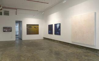 Adrift: Cao Yi, Li Qing, Yi Xin Tong, and Zhao Zhao, installation view