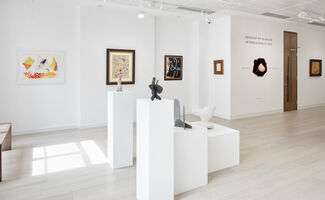 Prière de Toucher - Homage to Maeght, installation view