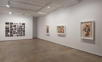 Sun Xun: Time Spy, installation view