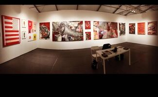 Dean Borghi Fine Art at SCOPE Basel 2015, installation view