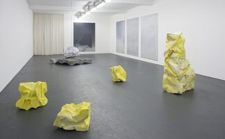 Manor Grunewald · Vera Kox: Basic Precautions Should Always Be Observed, installation view
