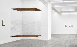 PHILIP LOERSCH / DER UNSICHTBARE SETZER, installation view