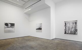 James White: The Black Mirror, installation view